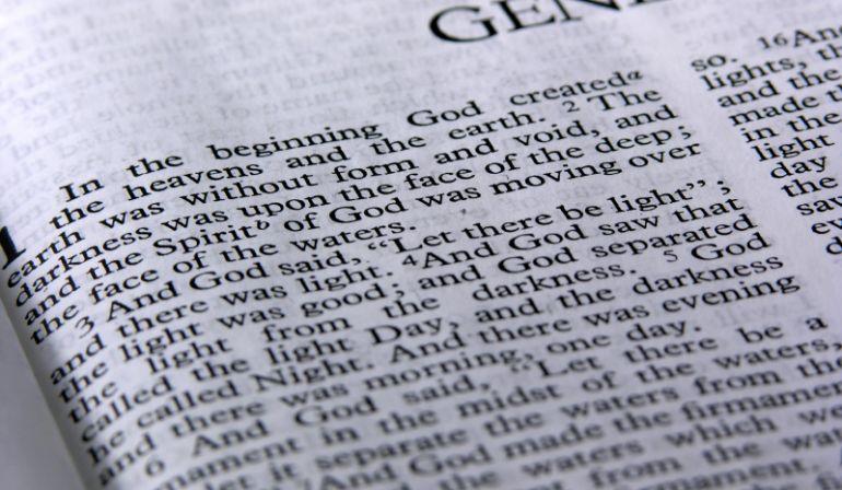 Genesis Chapter 1:1-13