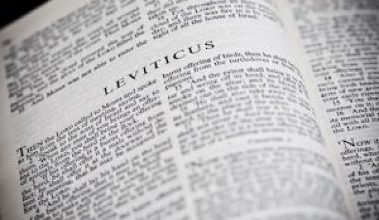 Leviticus Chapter 3